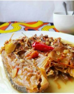 Zambian Cuisines- Dried Fish Recipe