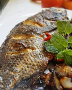 Oven Grilled Fish-Simple Recipe