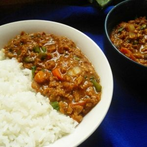 ZAMBIAN FOOD: SOY MINCE RECIPE