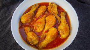 Zambian Chicken Stew Recipe