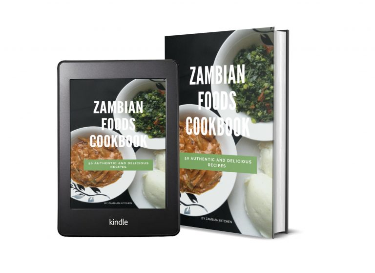 Zambian Foods Cookbook -Traditional Recipes