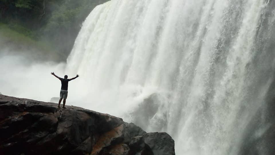 Chishimba falls zambia
