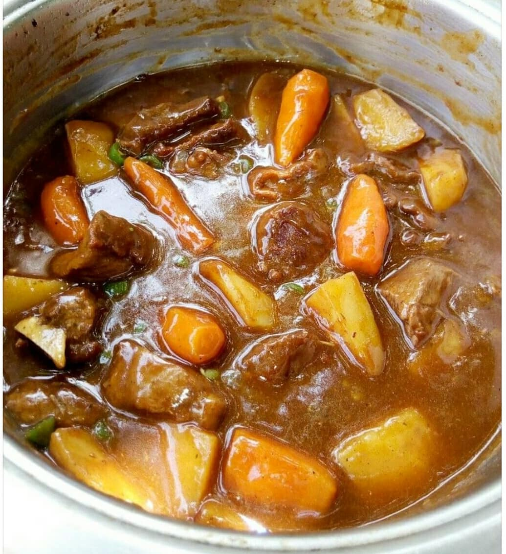How to Cook Beef Stew-Simple Recipe