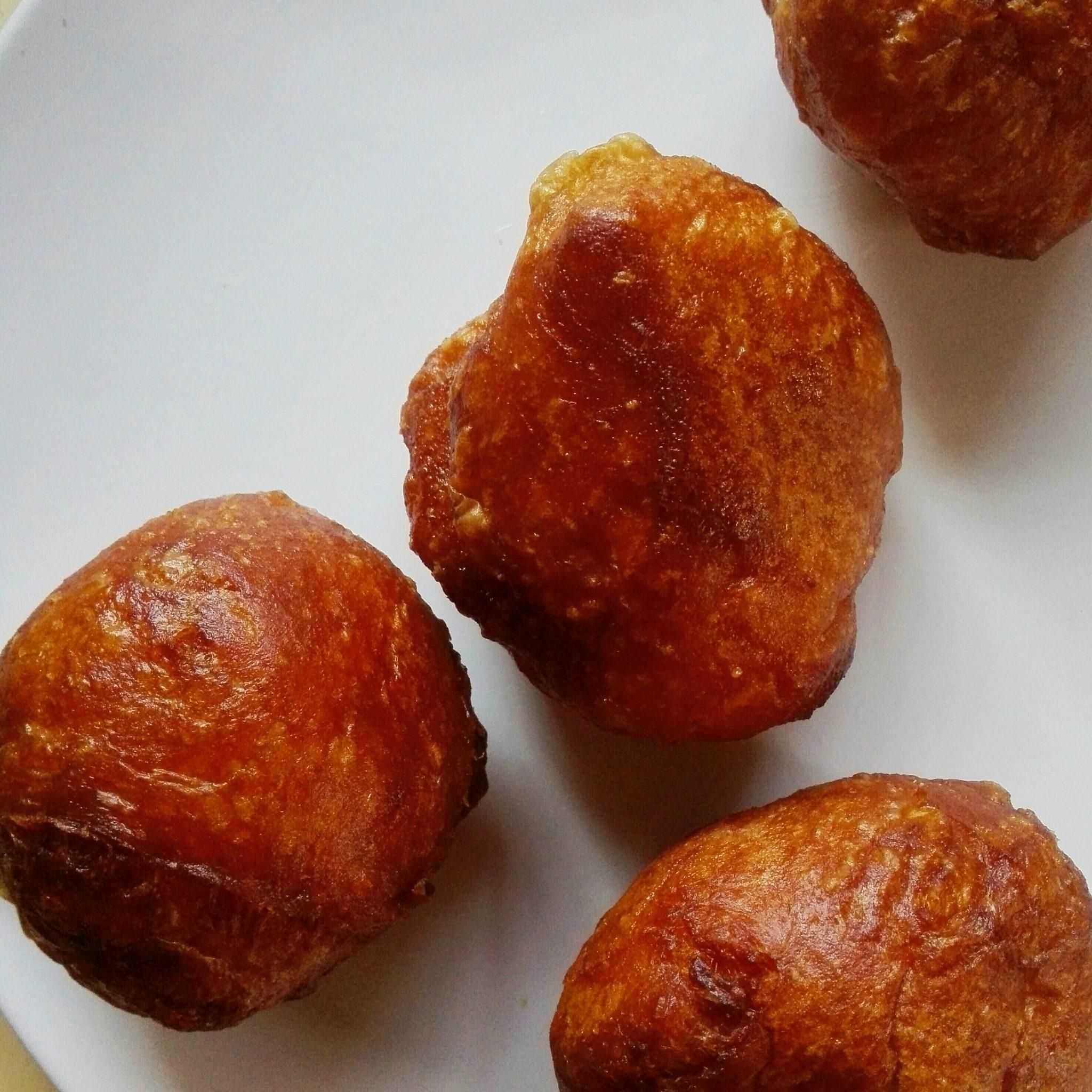 How to make Zambian Fritters Vitumbuwa