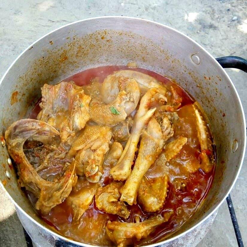 How to cook village chicken