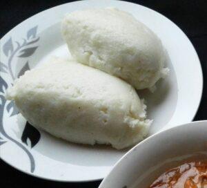 nshima food