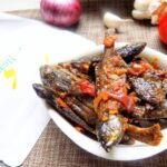 How to Cook Dry Mintesa (Mormyrids fish)