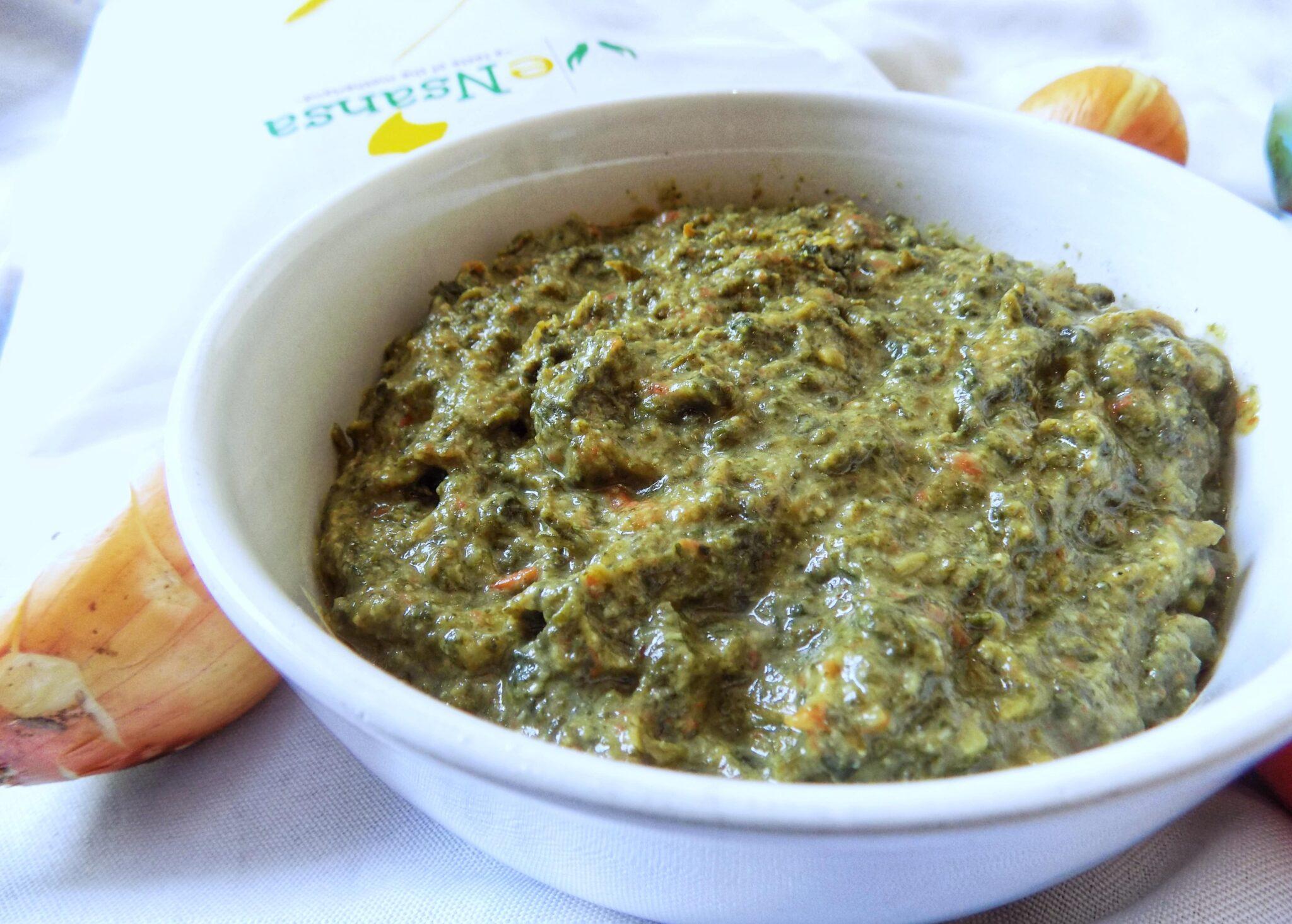 dry chibwabwa zambian food
